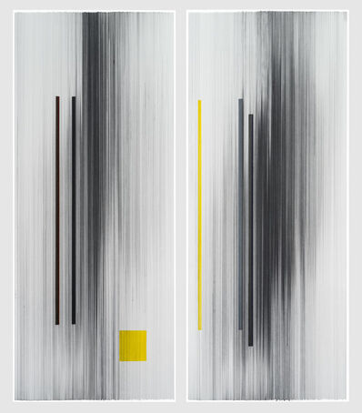 Anne Lindberg, 'notations 15', 2016