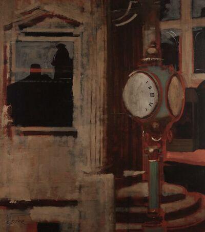 Jack Levine, 'The Corner of San Francisco', 1953