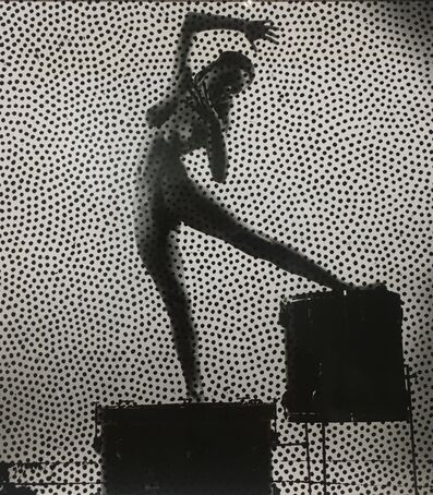 Weegee, 'Nude on Drums', ca. 1955