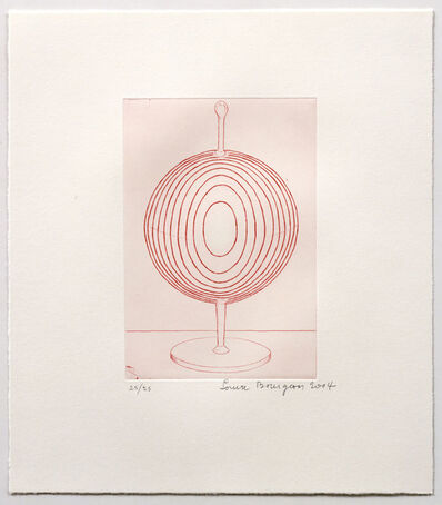 Louise Bourgeois, 'Glass Object', 2004
