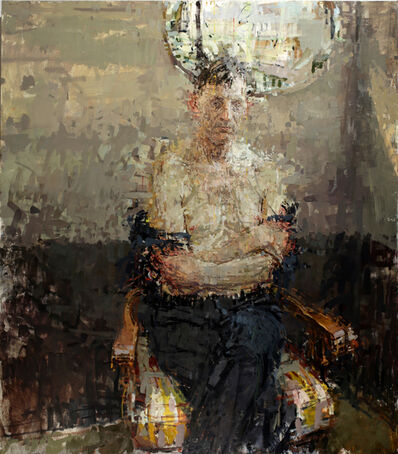 Ann Gale, 'Robert in Mother's Chair', 2019