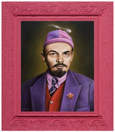 Scott Scheidly, 'Vladimir Lenin', 2015