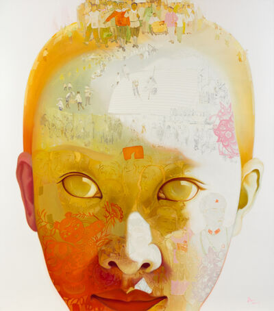 Xiao Hong 肖红, 'Intellectual Youth Series', 2006