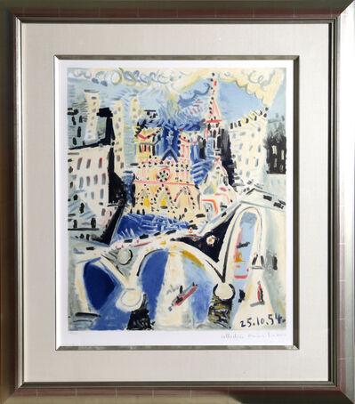 Pablo Picasso, 'Notre Dame', 1979-1982