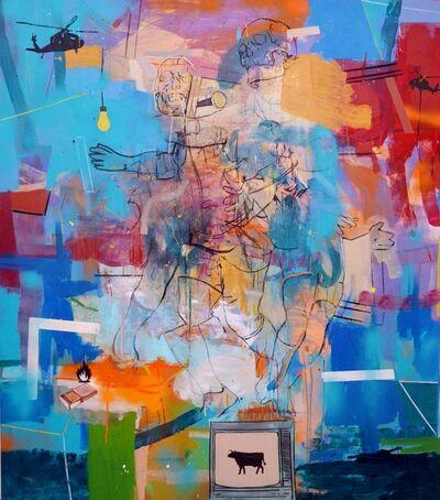 Thameur Mejri, 'Build Illusions', 2018