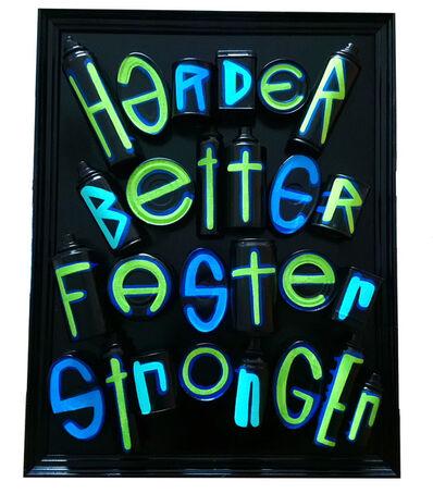 Me Lata, 'Harder better faster stronger', 2019