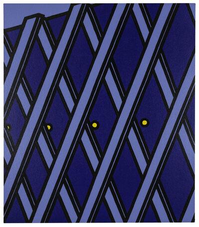 Patrick Caulfield, 'I'll take my life monotonous', 1973