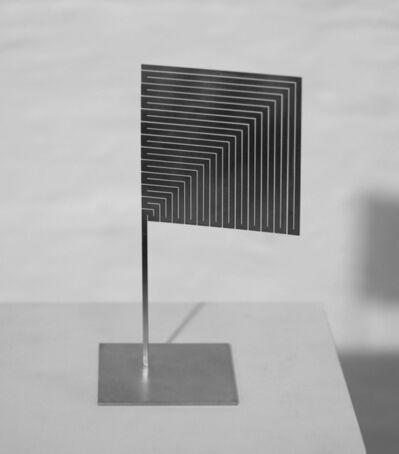 Martin Willing, 'Quadratschnitt übereck, vertikal', 2007