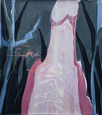 Janaina Tschäpe, 'Deep-Body Pink', 2018