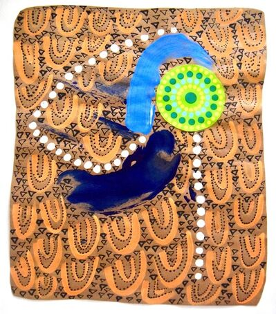 Tamrat Gezahegne, 'Adorned Body (19)', 2016