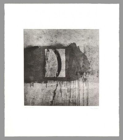Aaron Siskind, 'Homage to Franz Kline (Lima 101 - 1975)', 1989