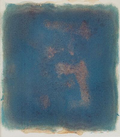 Gotthard Graubner, 'Untitled', 1963
