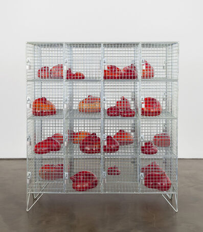 Mona Hatoum, 'Cells', 2014