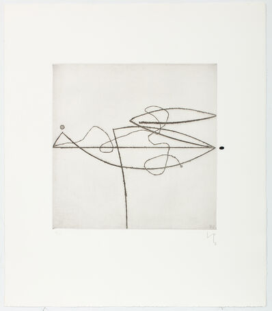 Victor Pasmore, 'Metamorphosis (Linear Motifs) no. 5', 1976