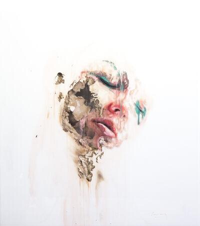 Juan Miguel Palacios, 'Wounds XLII', 2017