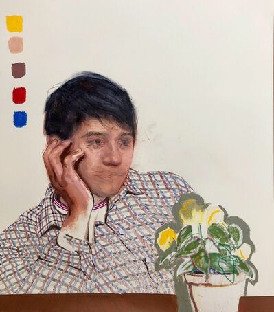 Daniel Segrove, 'Progress', 2019