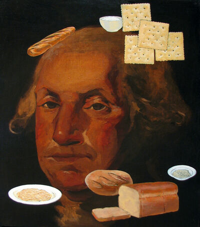 Adam Mysock, 'Washington's Bread, Cereal, Rice, and Pasta', 2009