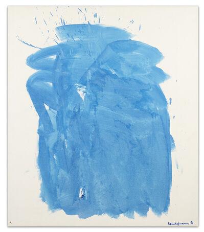 Hans Hofmann, 'Blue Mirage', 1961