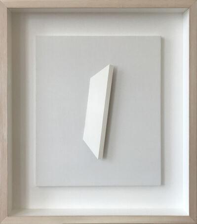 Jeroen Henneman, ''Klein wit vlak'', 2004