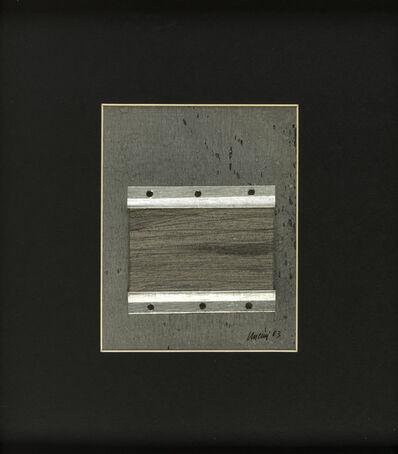 Giuseppe Uncini, 'Untitled', 2003