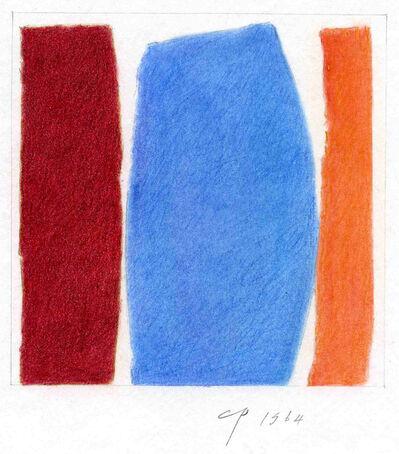 Charles Pollock (1902-1988), 'Crayon #31 ', 1964