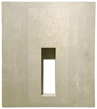 """César Paternosto, '""""Caolín"""" Portico', 1993"""