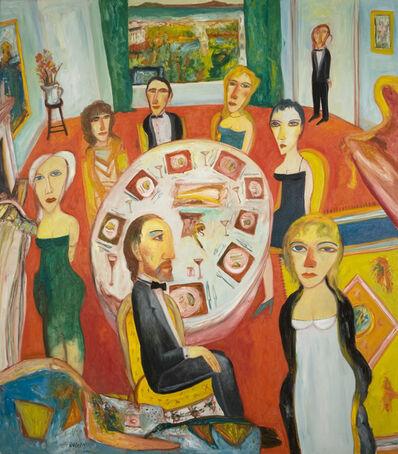John Bellany R.A., 'Chez Bellany', 1998