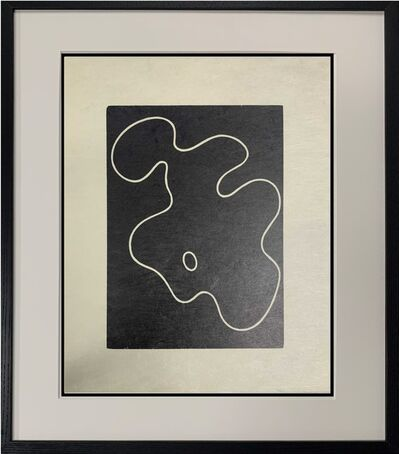 Hans Arp, 'Wind Contour', 1951-1952