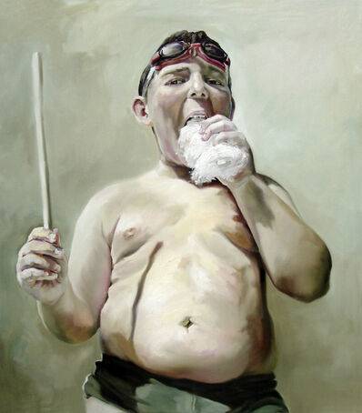 Anca Danila, 'Infant Obesity 1', 2010