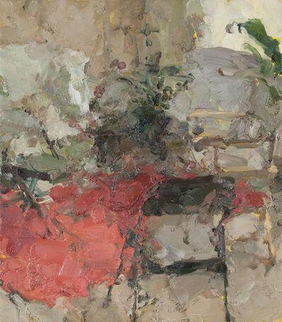 Jordan Wolfson (b.1960), 'Interior with Five Chairs IV', 2015
