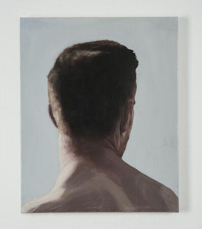 Fabrice Samyn, 'The observer (study)', 2018