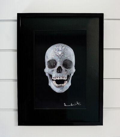 Damien Hirst, '3D Skull', 2012