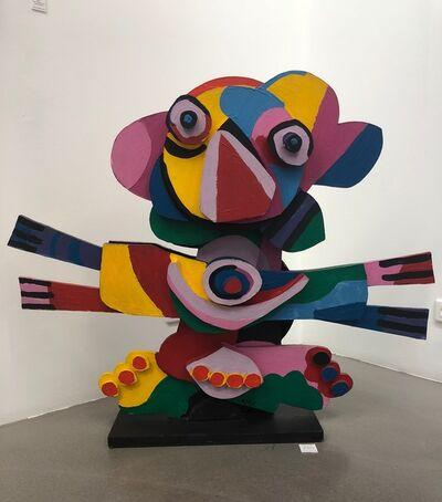 Karel Appel, 'Clown Flower', 1978