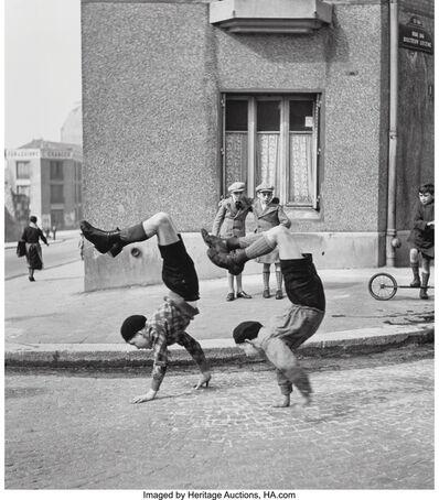 Robert Doisneau, 'Les Frères', 1934