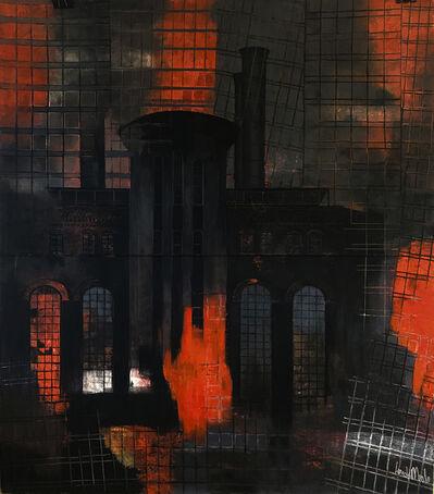 Loura M. van der Meule, 'Powerhouse, Jersey city #4', 2020