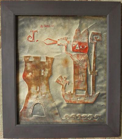 Enrique Sanchez, 'Reconquest of Ibiza', 1969