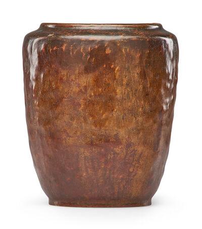 Dirk Van Erp, 'Large Warty vase'