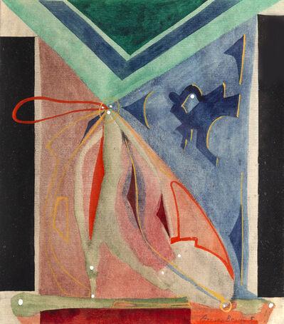 Eduardo Arranz-Bravo, 'Astros Bravos V', ca. 1970