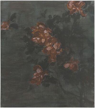 Wang Yabin, 'Flowers in the sunset', 2015