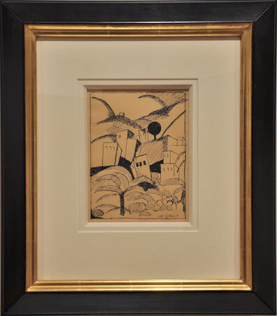 Albert Gleizes, 'Les Bermudes', 1917