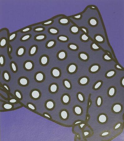 Patrick Caulfield, 'Making Circles On Park Lagoons (Cristea 38/I); She'll Have Forgotten Her Scarf (Cristea 38/Q)', 1973