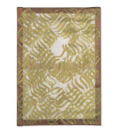 Carla Accardi, 'Segni oro', 1967-1976