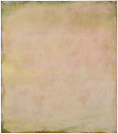 Gotthard Graubner, 'Raum (Silberocker)', 1962
