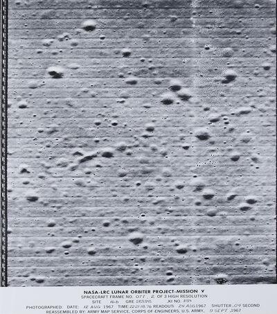 NASA, 'Spacecraft Frame No. 077', 1967