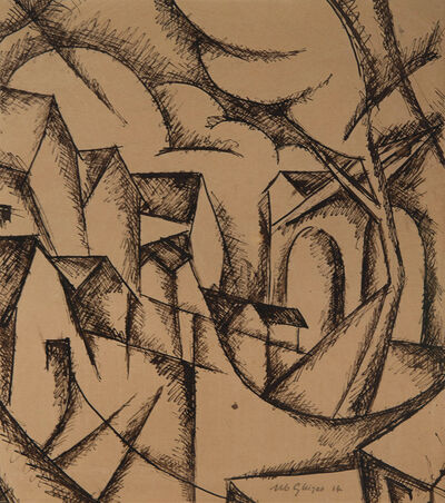Albert Gleizes, 'Toul', 1914