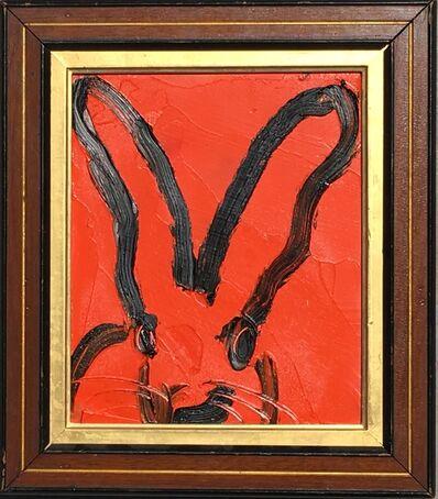 """Hunt Slonem, '""""Untitled Red Surface""""', 2019"""