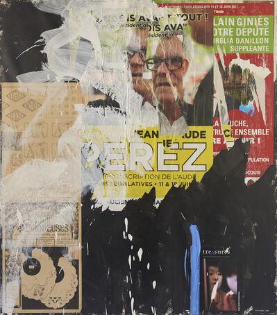 Glen Moriwaki, 'Perez 1', 2017