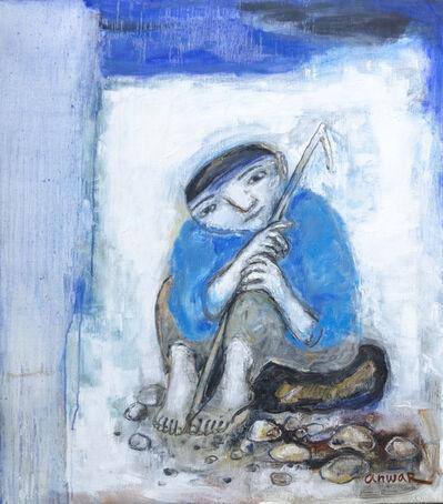 Anwar Abdoullaev, 'The little Shepherd', 2018