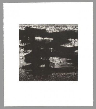 Aaron Siskind, 'Homage to Franz Kline (Rome 69 - 1973)', 1989