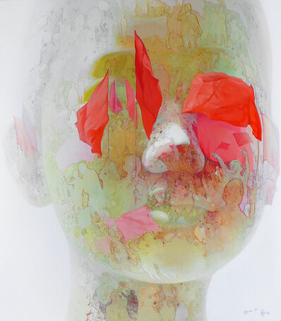Xiao Hong 肖红, '脸系列 Face ', 2011